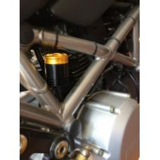 Vaschetta freni SRT in alluminio ricavata dal pieno