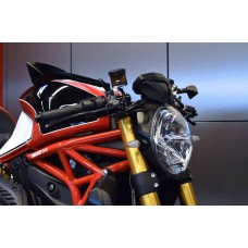 Ducati Monster conversion kit for semi-handlebars
