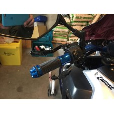 Grips SRT EVO-1 Ergal and Rubber