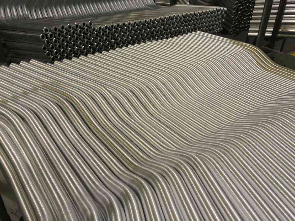 produzione manubri SRT factory grezzi