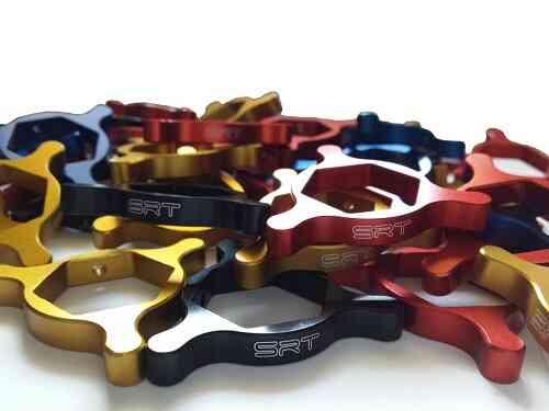 accessori ergal moto srt factory