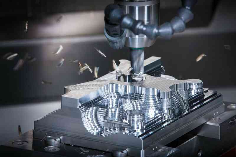 Manubri e accessori Ergal SRT Factory